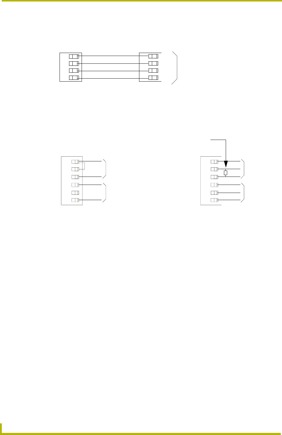 Page 8 Of Amx Tv Converter Box Axb Vol3 User Guide Manualsonlinecom Wiring Diagram Installation