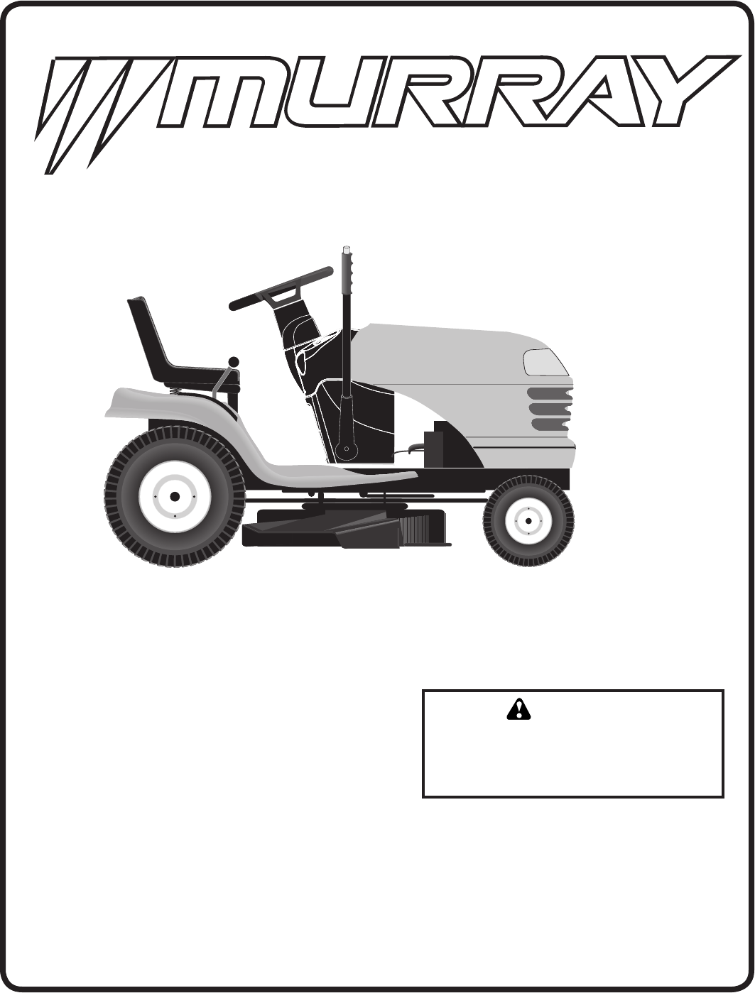 Murray lawn mower 96012007200 user guide manualsonline sciox Image collections