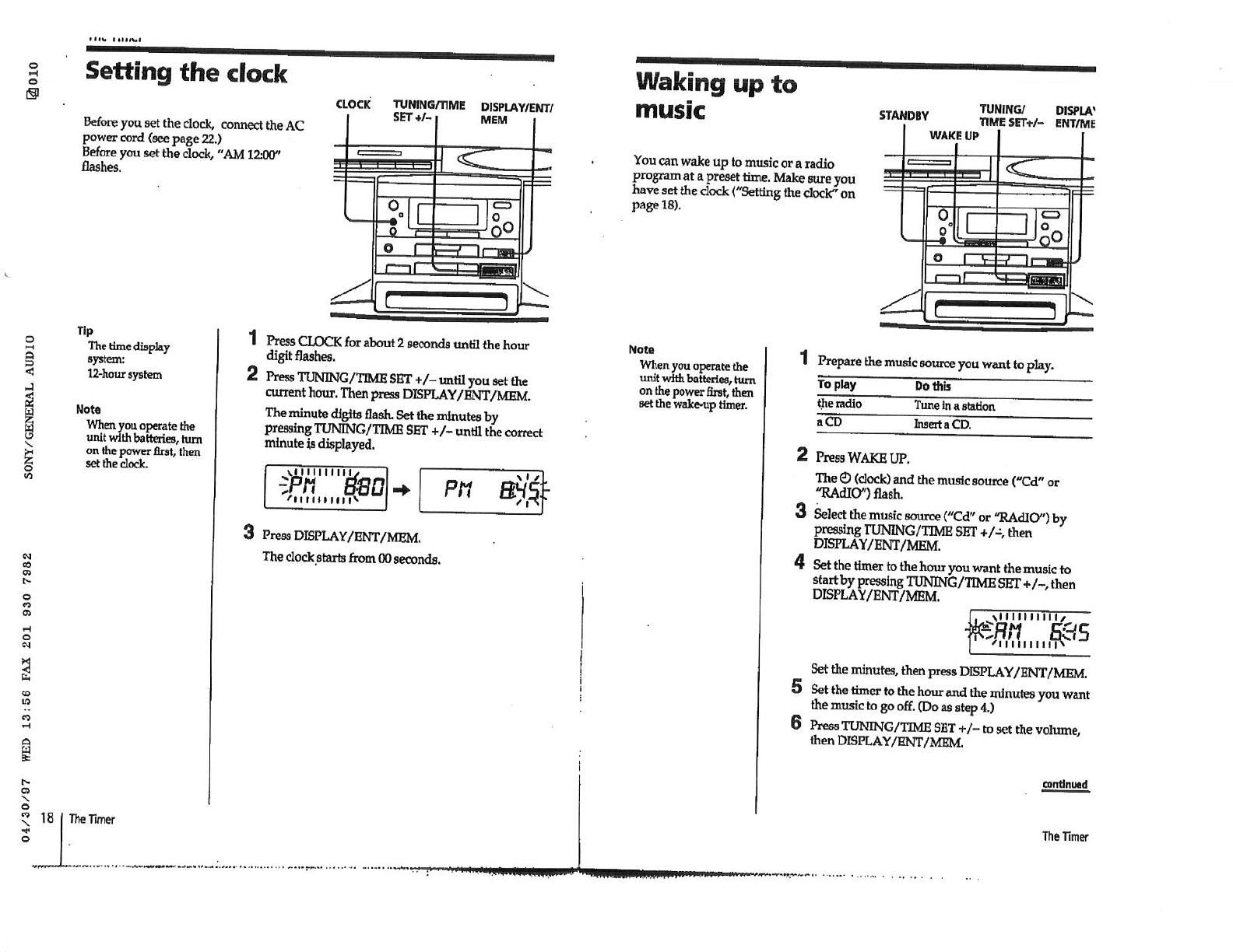 Sony Cdx Sw200 Wiring Diagram Diagrams Portable Speaker Stereo System User Manual Open Source U2022 Colors