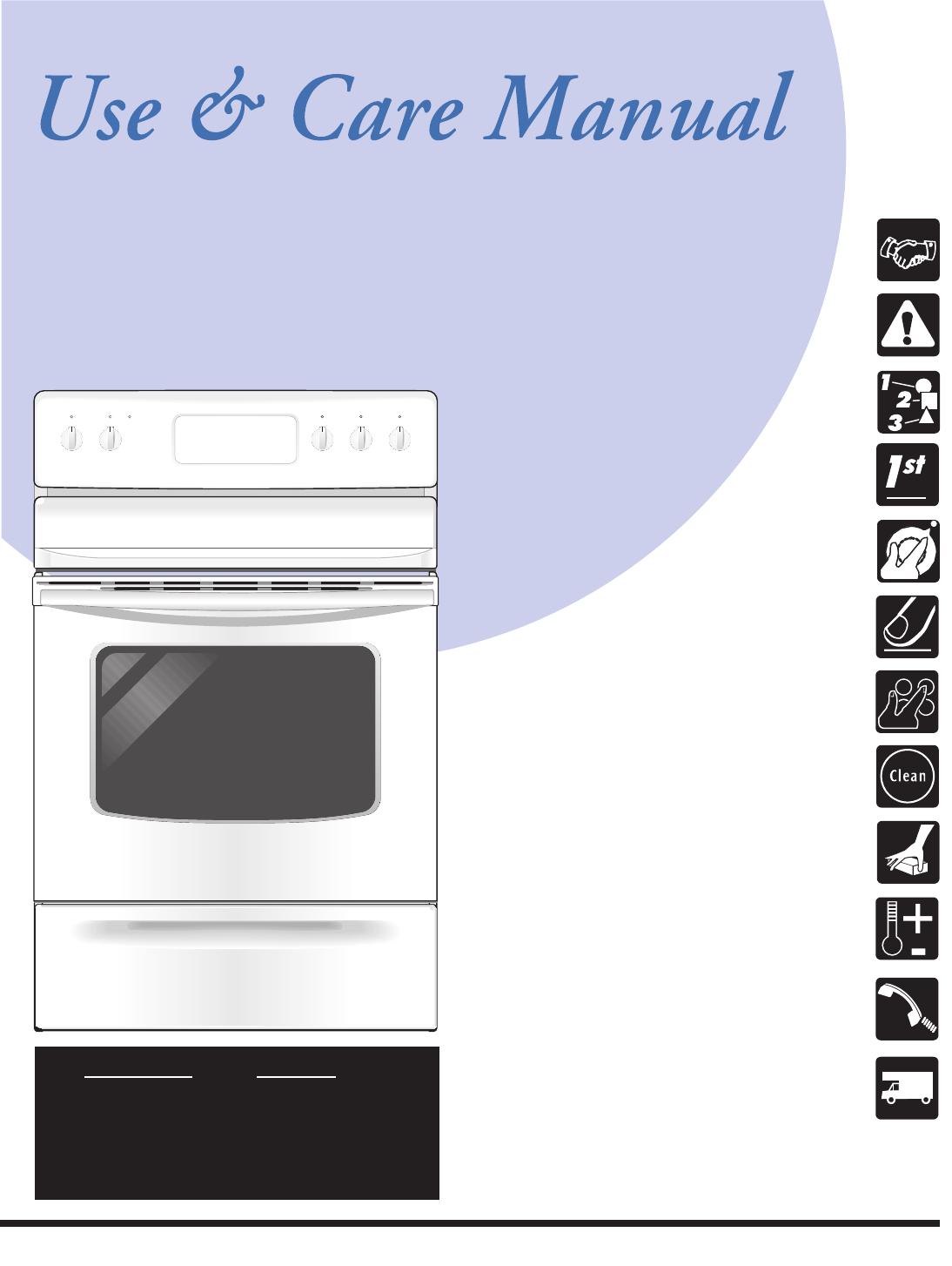 frigidaire range 316417029 user guide manualsonline com rh kitchen manualsonline com Frigidaire Oven Control Board Frigidaire Oven Control Board