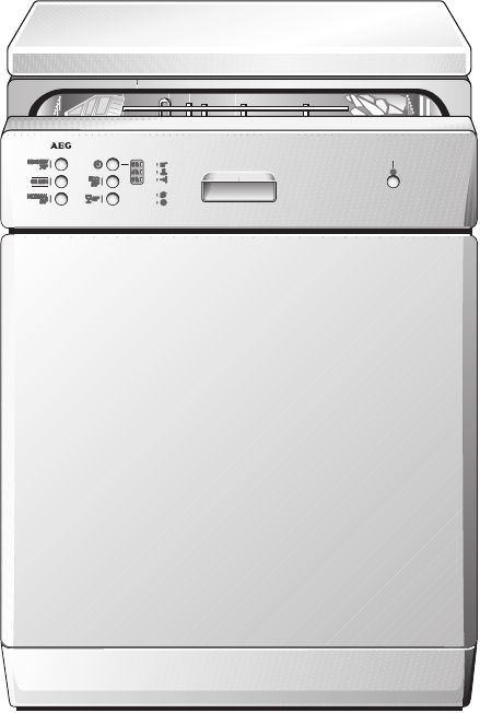 aeg dishwasher 50730 user guide manualsonline com aeg electrolux manuals english Vintage Appliances
