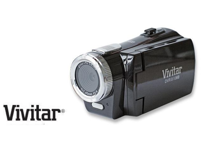 vivitar camcorder dvr 810hd user guide manualsonline com rh camera manualsonline com Vivitar Monster High Camcorder User Manual Vivitar Digital Camera