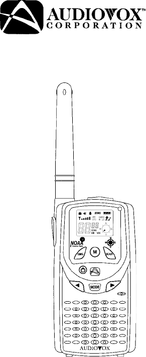 General Mobile Radio Service Gmrs