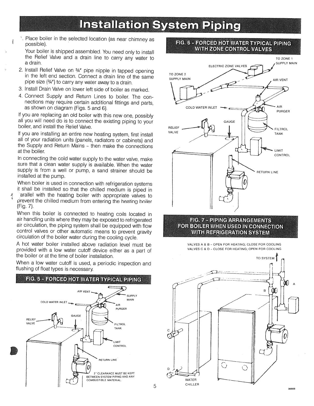 page 5 of crown boiler boiler xe 3 user guide. Black Bedroom Furniture Sets. Home Design Ideas