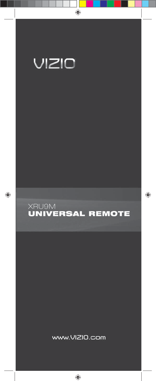 one for all remote control instructions