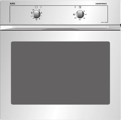 Aeg Oven B3040 1 User Guide Manualsonline