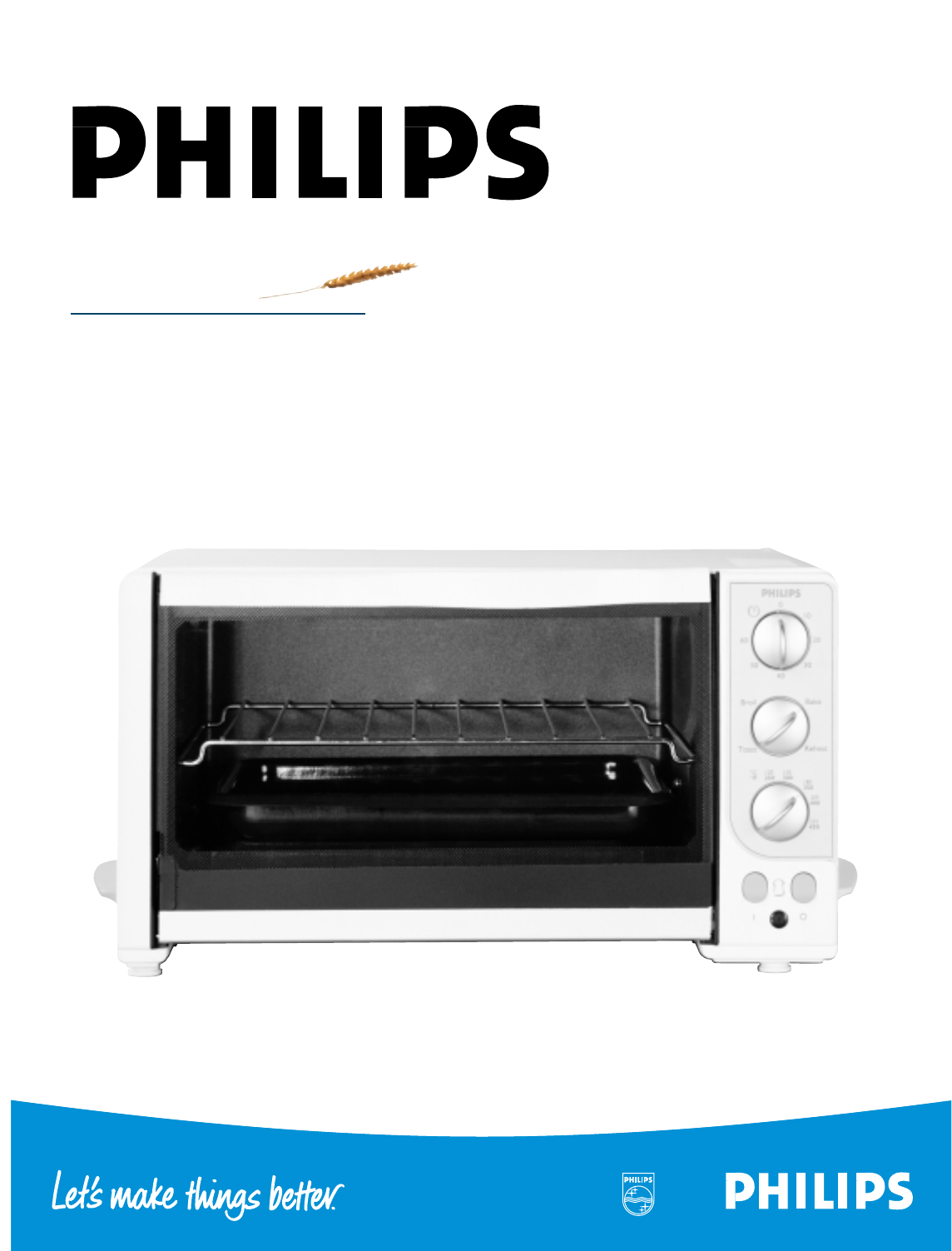 philips oven kb 9100 user guide manualsonline com rh kitchen manualsonline com Philips Electronics Manuals Philips Universal Remote User Manual