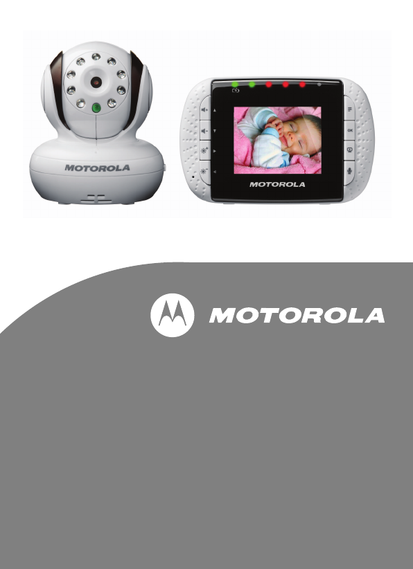 motorola baby monitor mbp33p 2mbp user guide. Black Bedroom Furniture Sets. Home Design Ideas