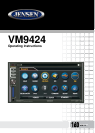 page 4 of jensen car video system vm9424 user guide manualsonline com rh caraudio manualsonline com