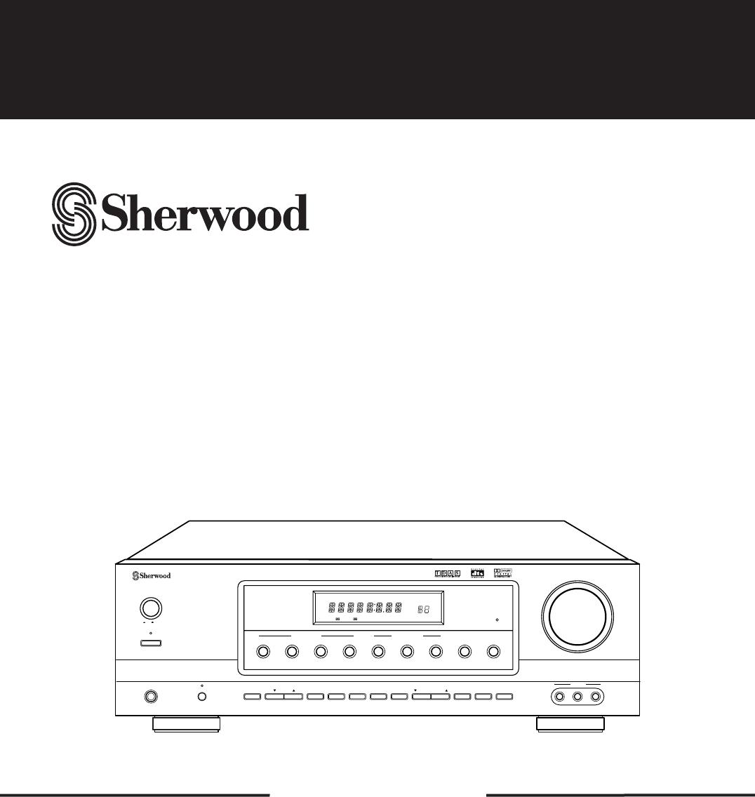 sherwood stereo system rd 6108 user guide manualsonline com rh audio manualsonline com