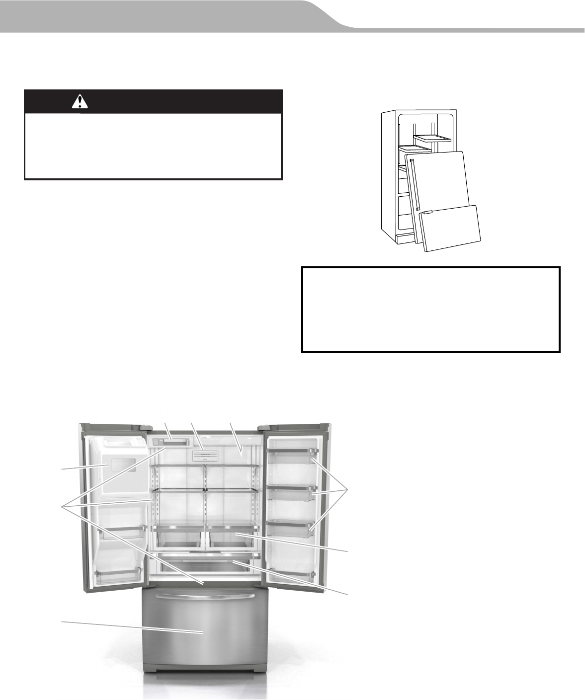 page 44 of kitchenaid refrigerator kfis29bbms user guide