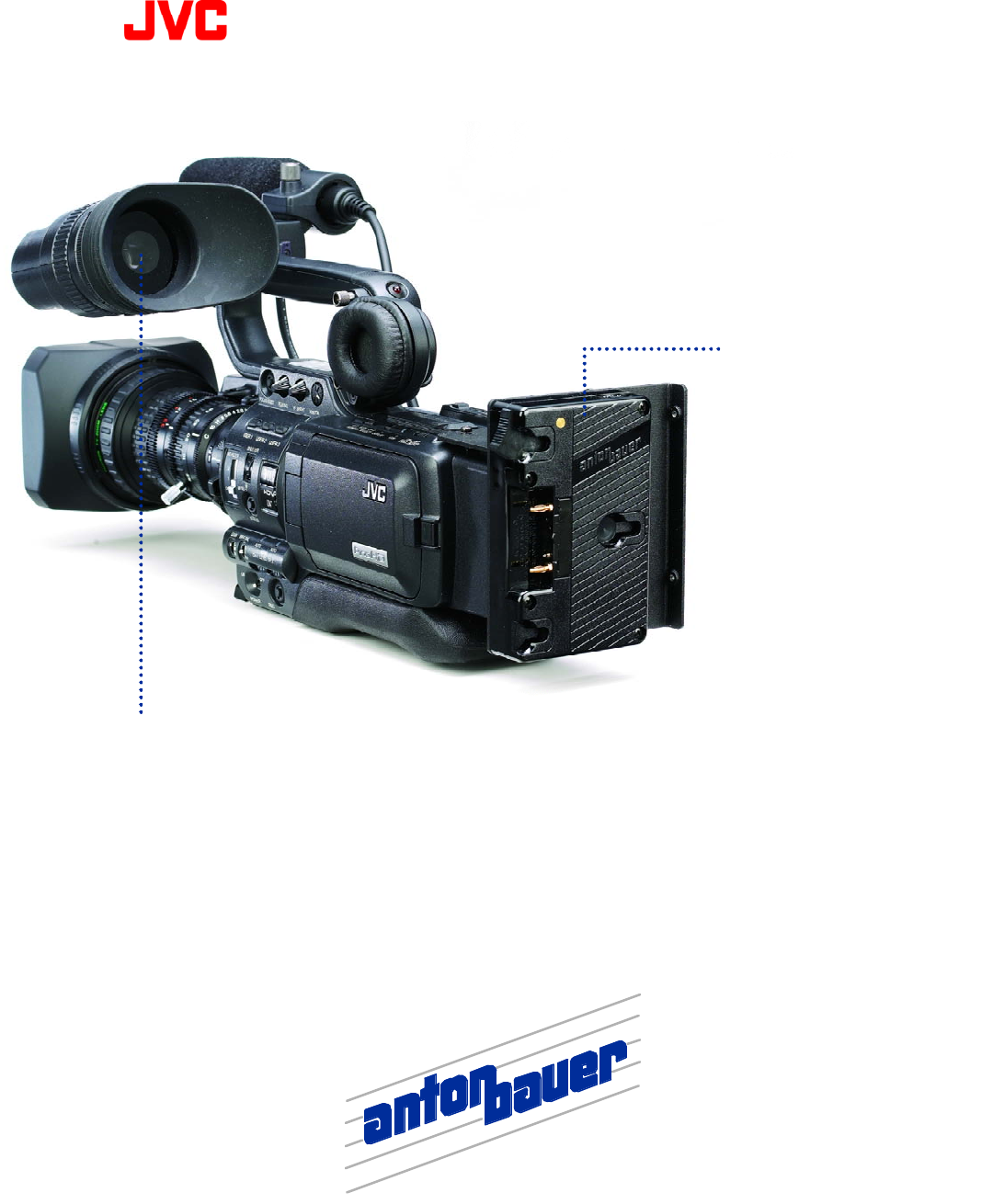 JVC ABDIONICPKG Camcorder Accessories User Manual