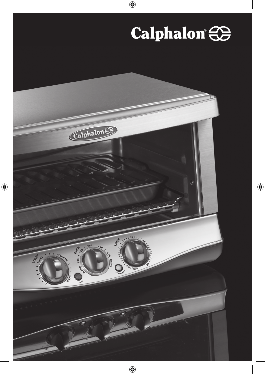 calphalon countertop breville best wolf toaster convection oven vs wgco gourmet