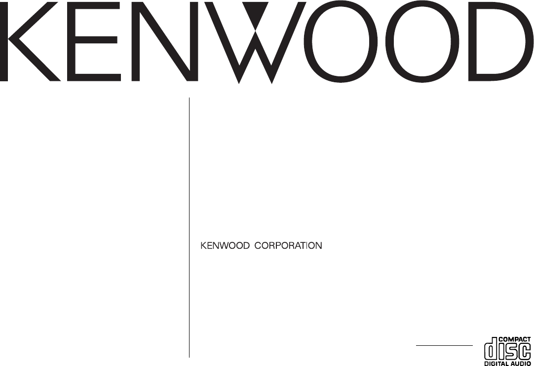kenwood cd player kdc-119 user guide | manualsonline.com  tv manuals online - manualsonline.com