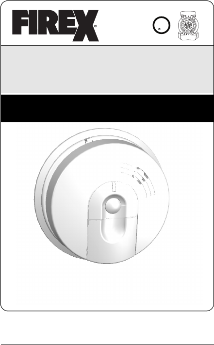 firex smoke alarm owners manual best setting instruction guide u2022 rh ourk9 co Firex Fadc 4618 Series Firex Smoke Alarm Instruction Manual