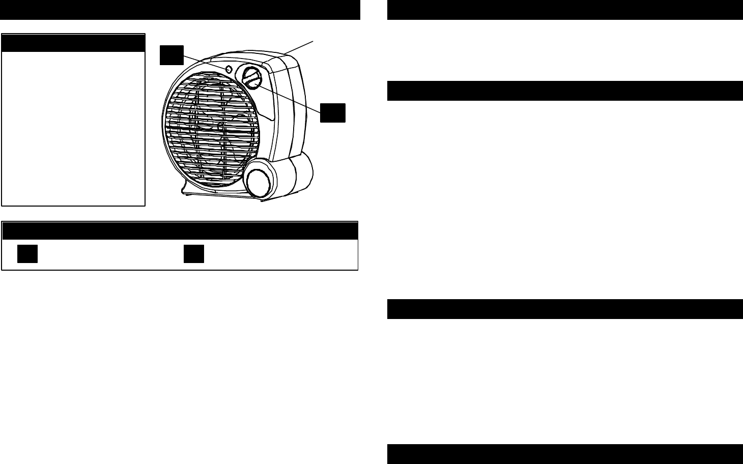 Page 2 Of Pelonis Electric Heater Hb