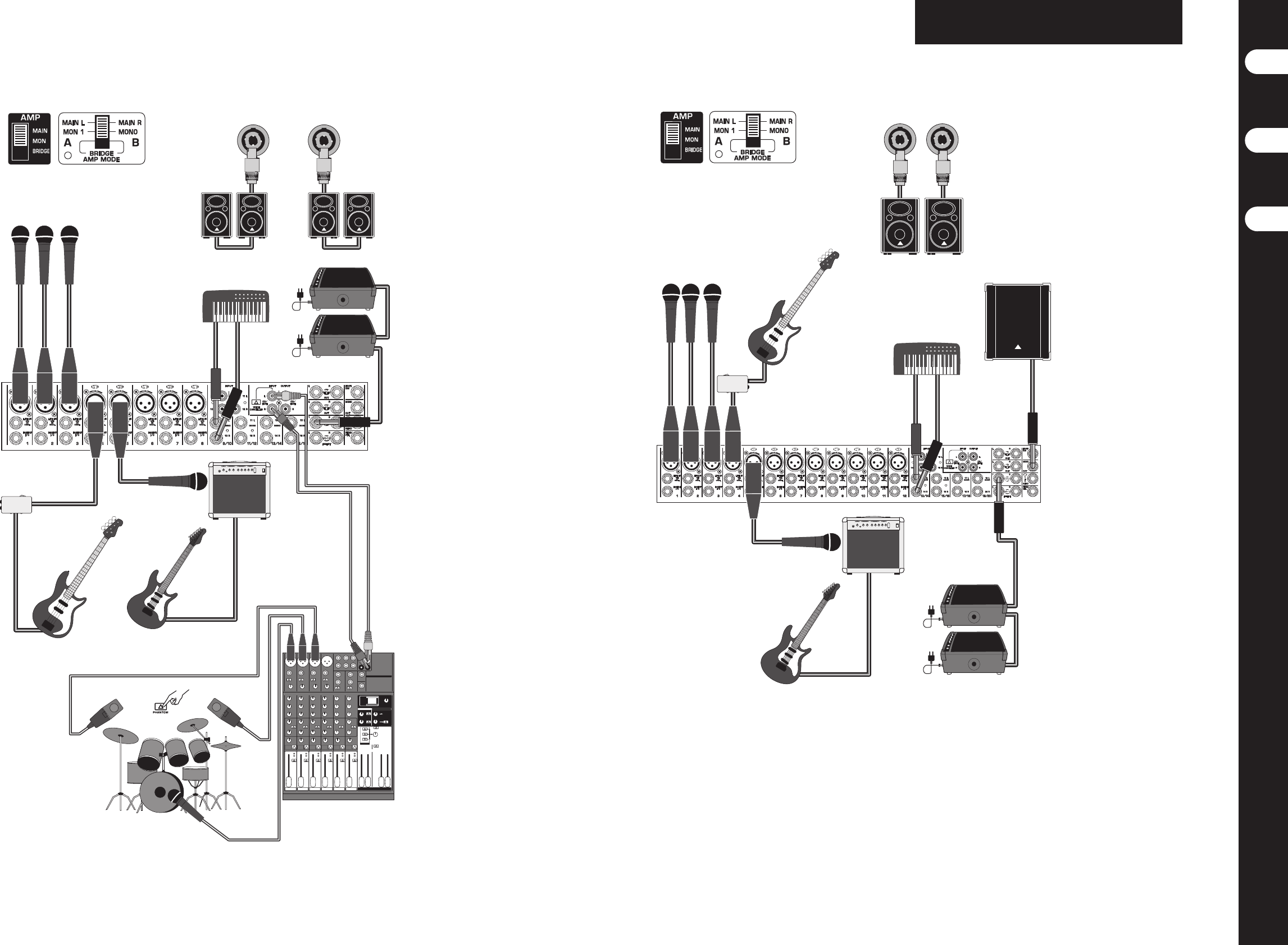 Wiring Diagram For Pmp 6000 Mixer Wire Center Audio Circuit Page 6 Of Behringer Pmp6000 User Guide Manualsonline Com Rh Kitchen