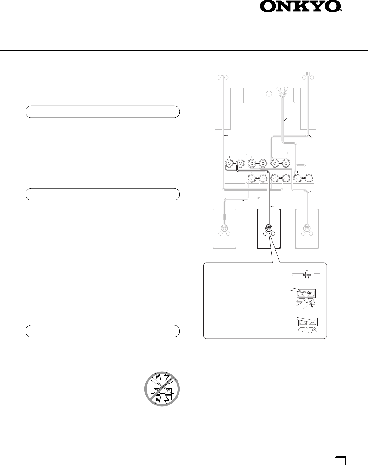 Onkyo Portable Speaker Skf 4700 User Guide Manualsonlinecom Wiring Diagram En