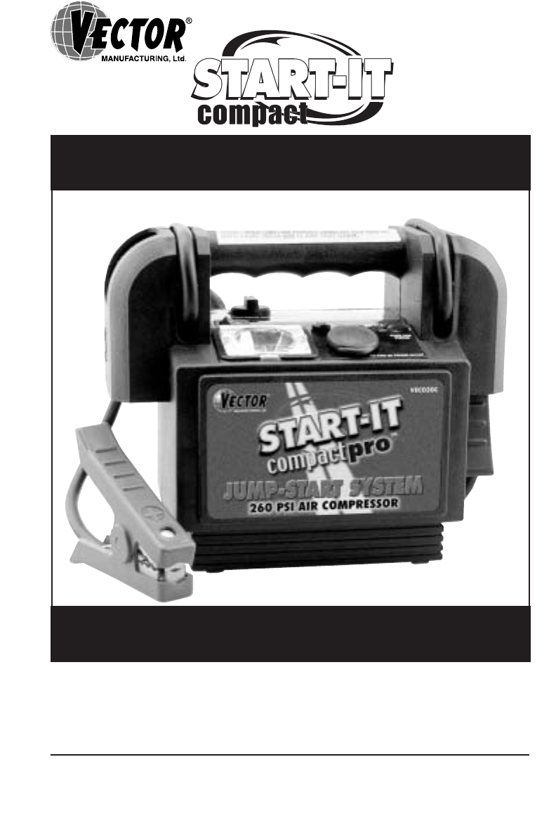 20 Most Recent JUMP START SYSTEM Questions & Answers - Fixya |Vector Jump Start System Parts
