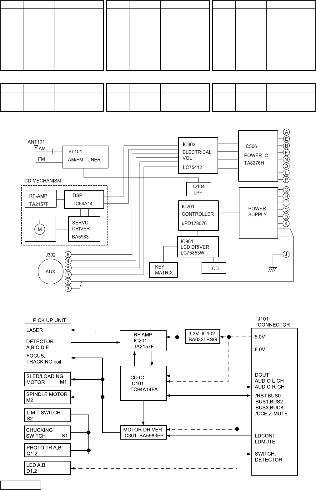 247480dc 6e2b 406a 9d4b 8f030d15cece bga page 10 of clarion radio pn 2445m f user guide manualsonline com clarion vz400 wiring diagram at soozxer.org