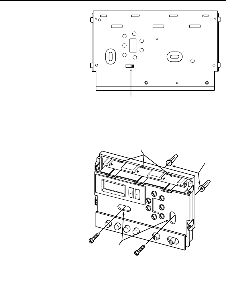Page 2 of White Rodgers Thermostat 1F80-24 User Guide ...