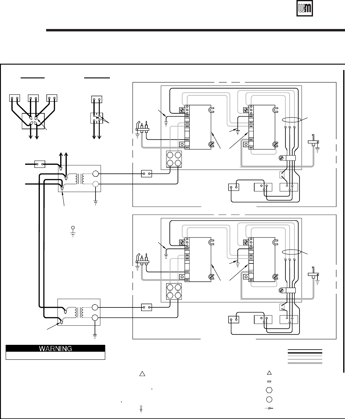 Schematic Wiring Diagram Weil Mclain Lwco Schematics Page 6 Of Boiler Lgb 23 User Guide Manualsonline Com Boilers Diagrams And Manuals
