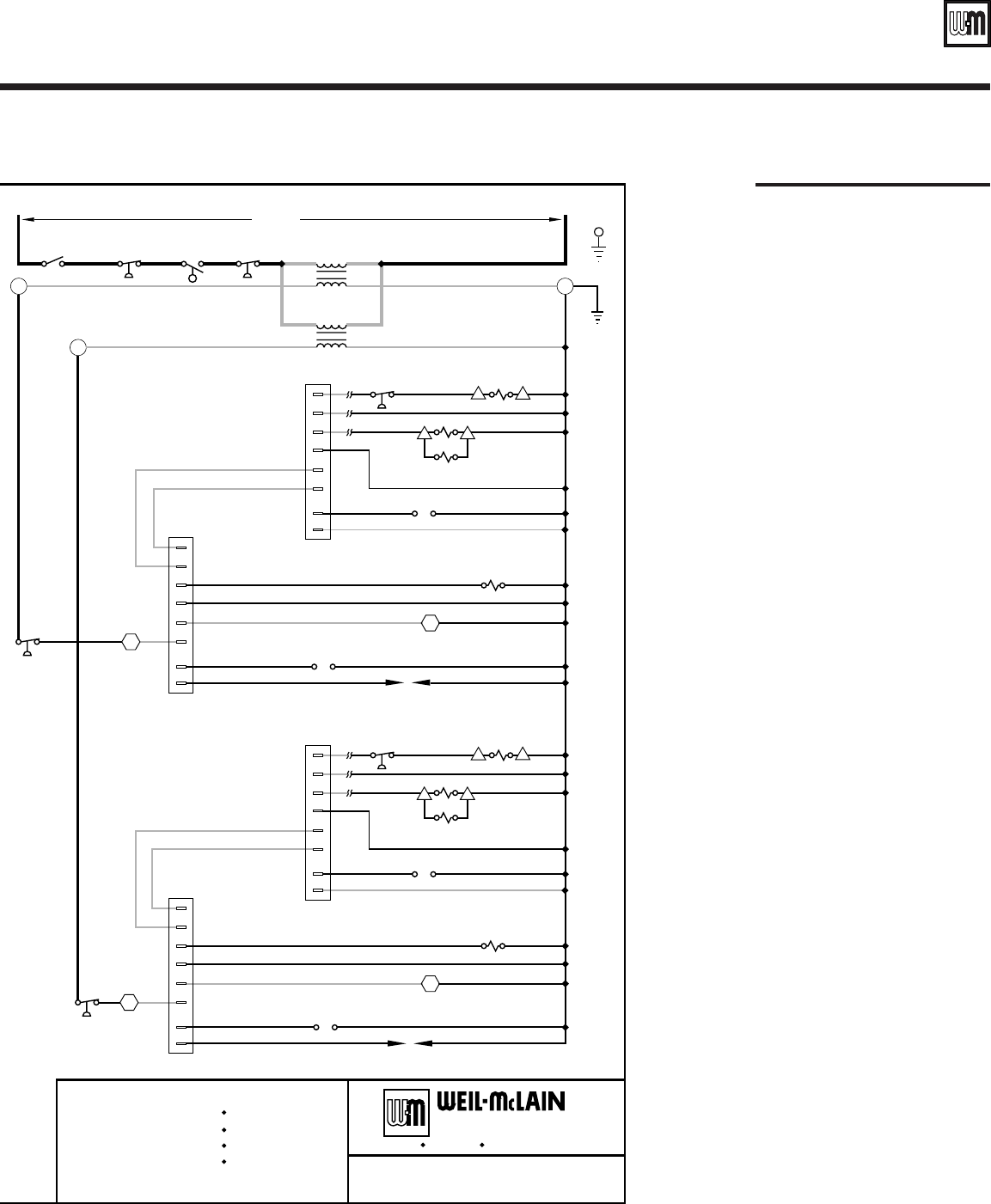 Page 7 Of Weil Mclain Boiler Lgb 23 User Guide Manualsonlinecom Schematic Diagram Universal Control System Natural Gas