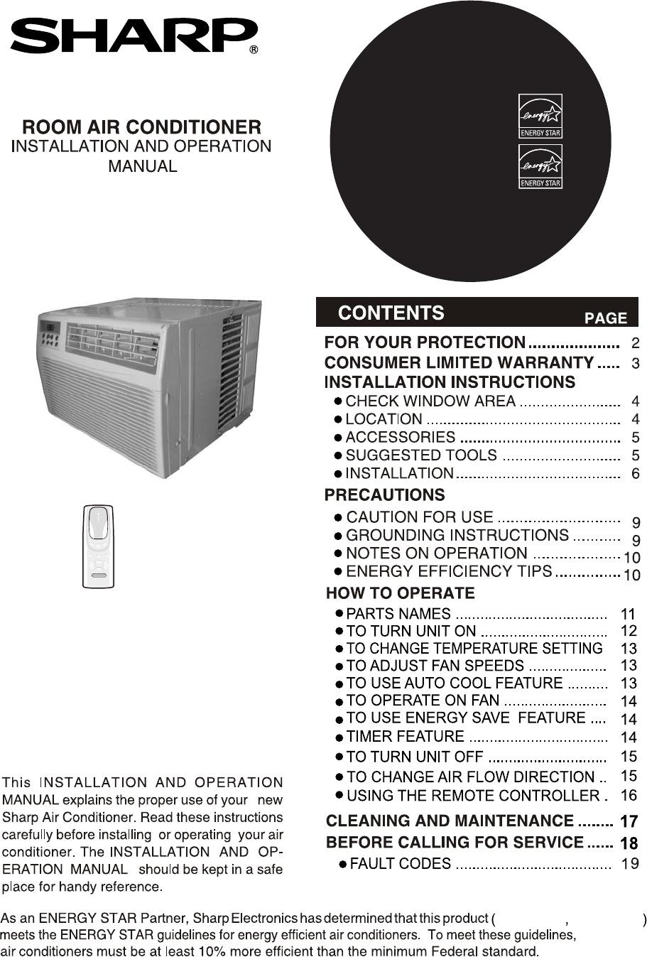 brivis air conditioner user manual