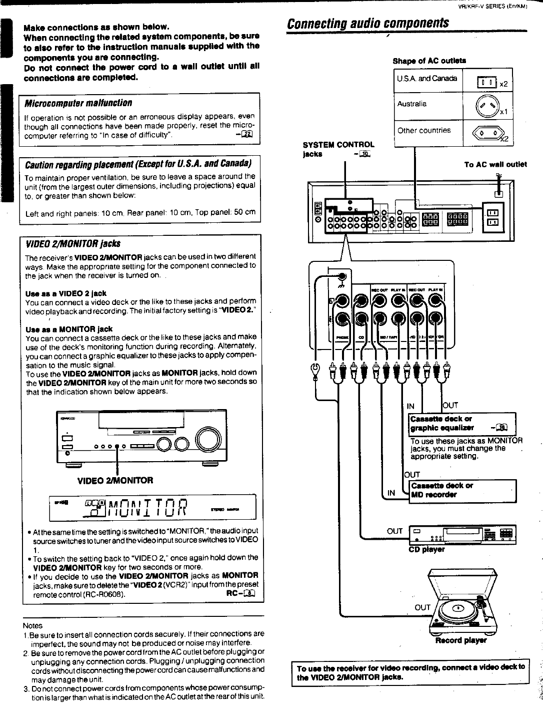 Dorable Home Theatre Connections Illustration - Electrical System ...