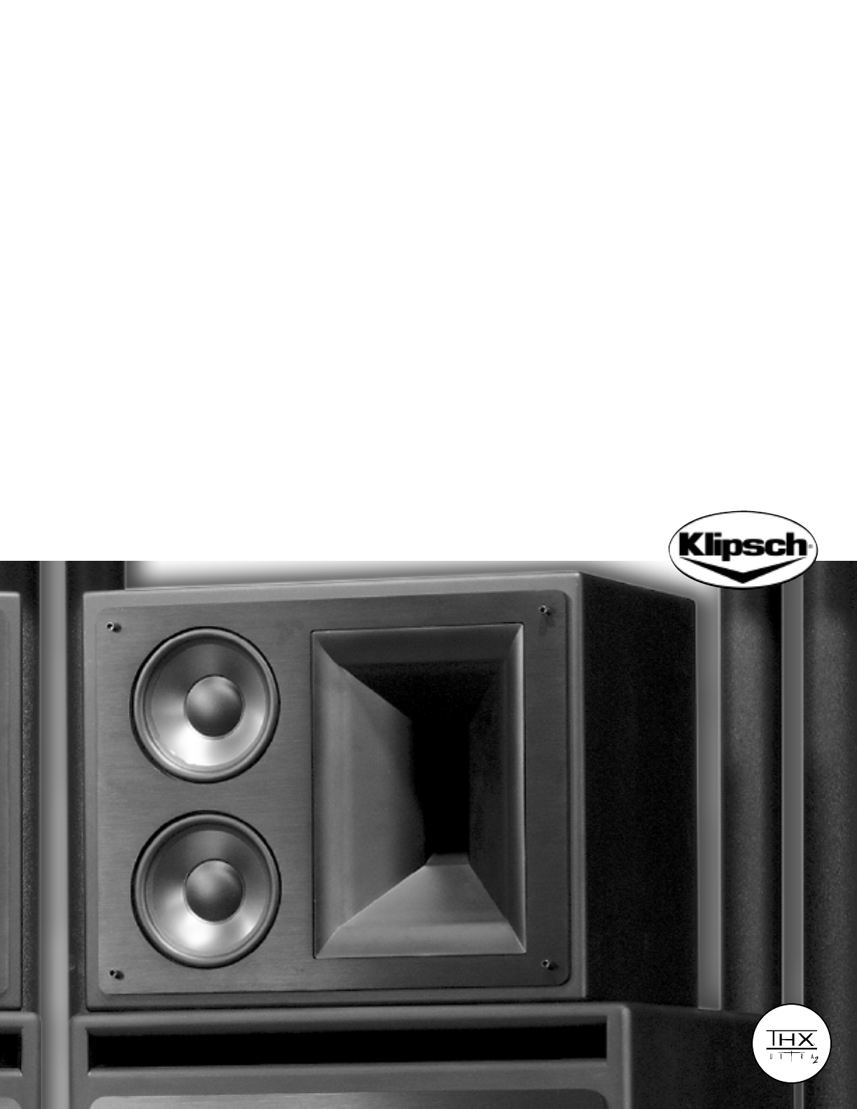 klipsch speaker kw 120 thx user guide. Black Bedroom Furniture Sets. Home Design Ideas