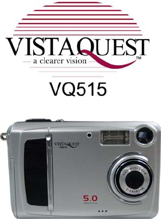 vistaquest camcorder vq515 user guide manualsonline com rh camera manualsonline com Omni 2 Digital Camera Manual Digital Camera User Guide