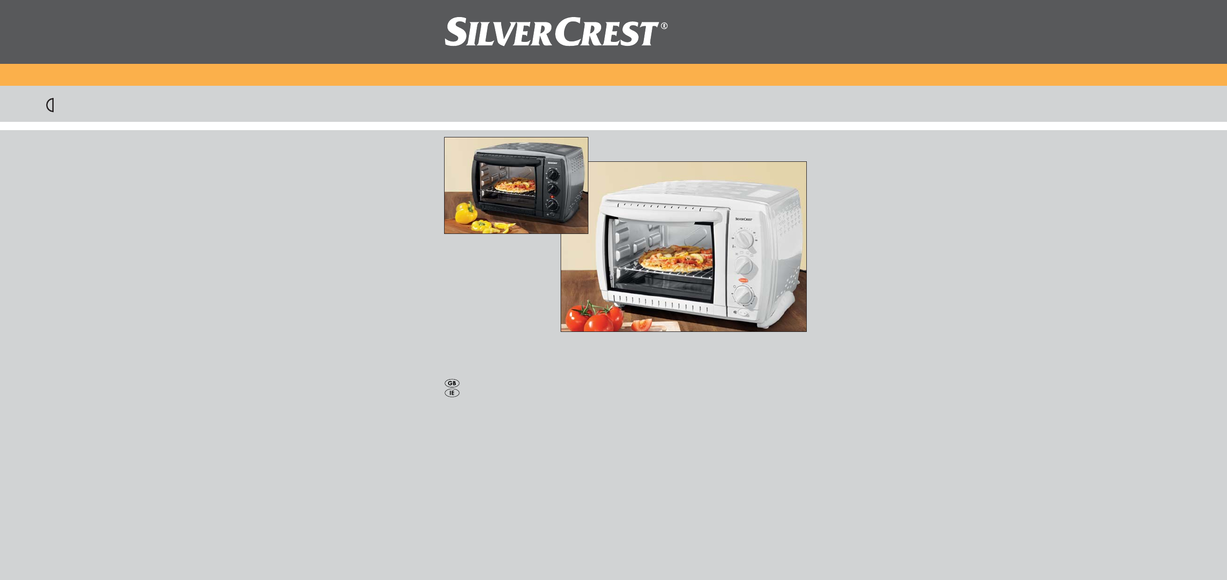 silvercrest oven sgb 1380 a1 user guide manualsonline com rh kitchen manualsonline com Nortel Norstar Phone System Manual Telephone User Manuals