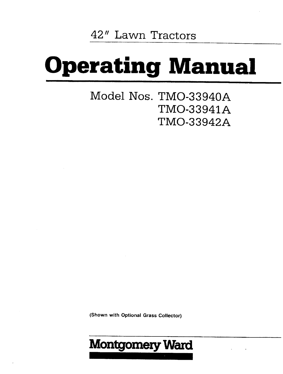 27d77770 d003 4f1e 9b84 85b0a5c91cbc bg1 montgomery ward lawn mower tmo 33942a user guide manualsonline com Montgomery Ward Tractor Manual at n-0.co