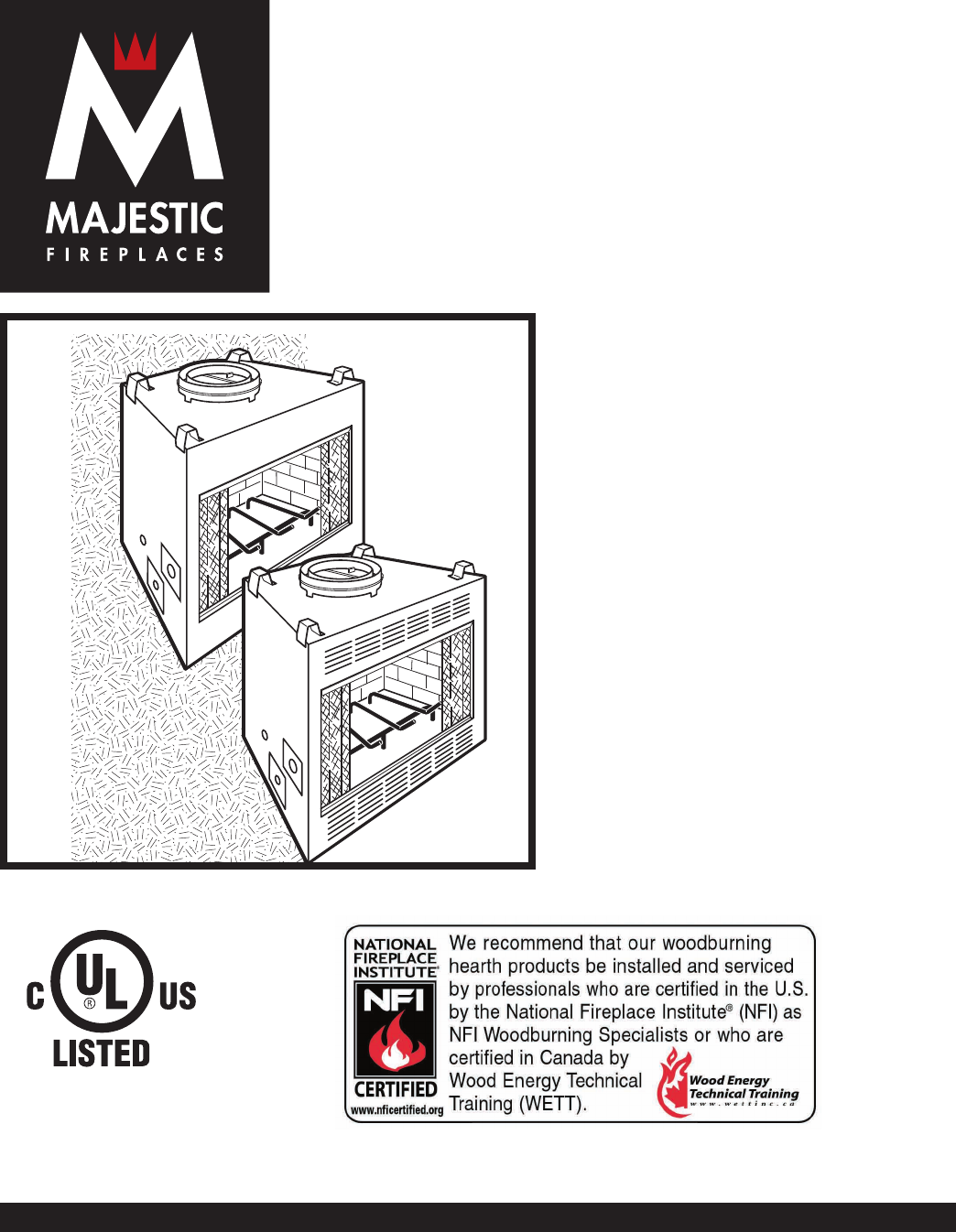 Majestic Appliances BR36 Indoor Fireplace User Manual on majestic fireplace parts, house diagram, chimney parts diagram, majestic fireplace blower, heart diagram, majestic fireplace design,