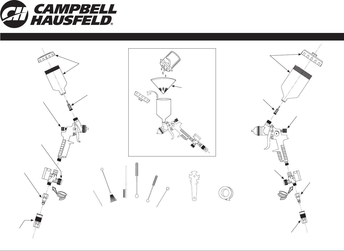 campbell hausfeld paint sprayer chk005 user guide manualsonline com rh powertool manualsonline com