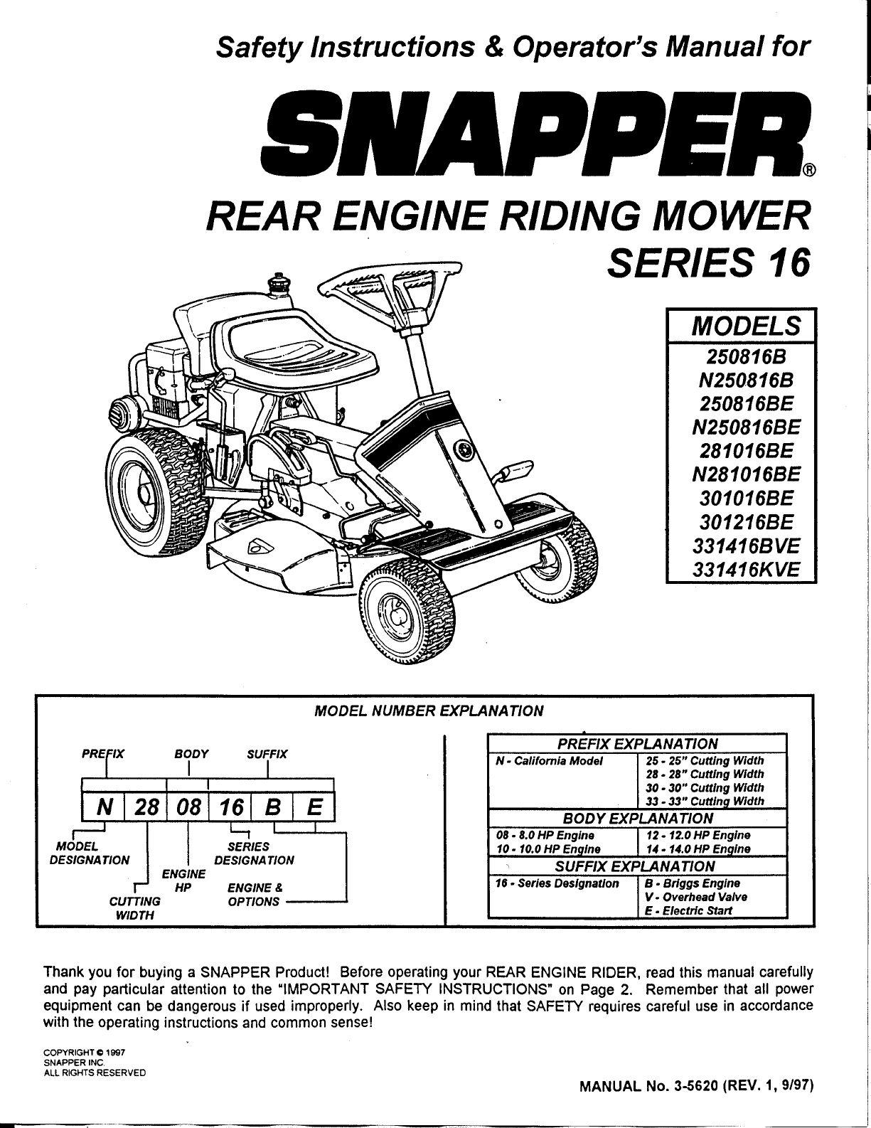 snapper parts manual free owners manual u2022 rh wordworksbysea com Old Snapper Lawn Mower snapper lawn mower owner's manual