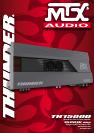 Car Amplifier th 1500d