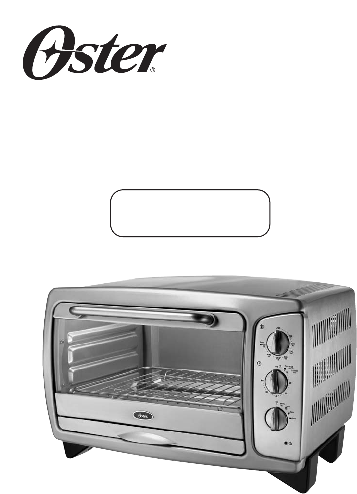 Oster Countertop Oven Manual : Oster Oven 6056 User Guide ManualsOnline.com