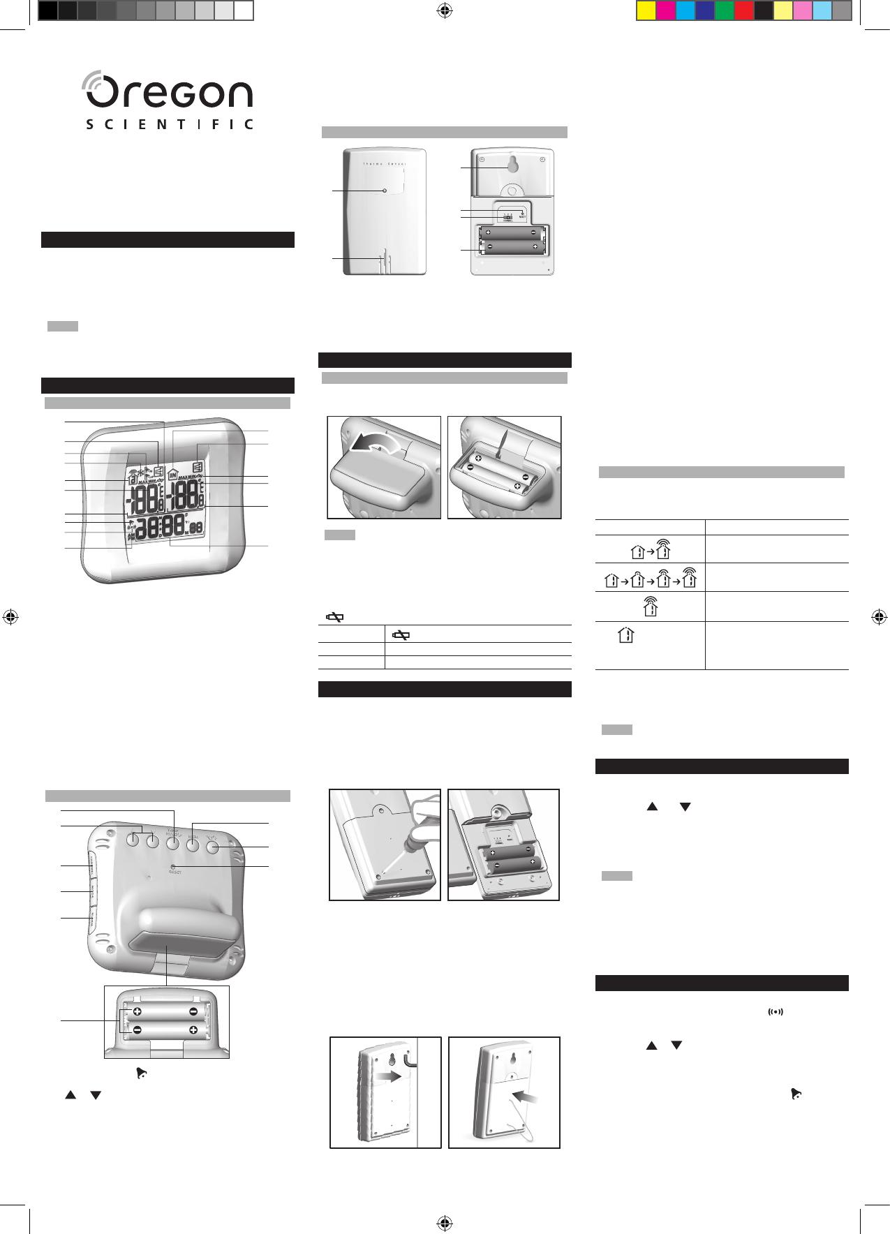 oregon scientific thermometer rar681 user guide manualsonline com rh personalcare manualsonline com