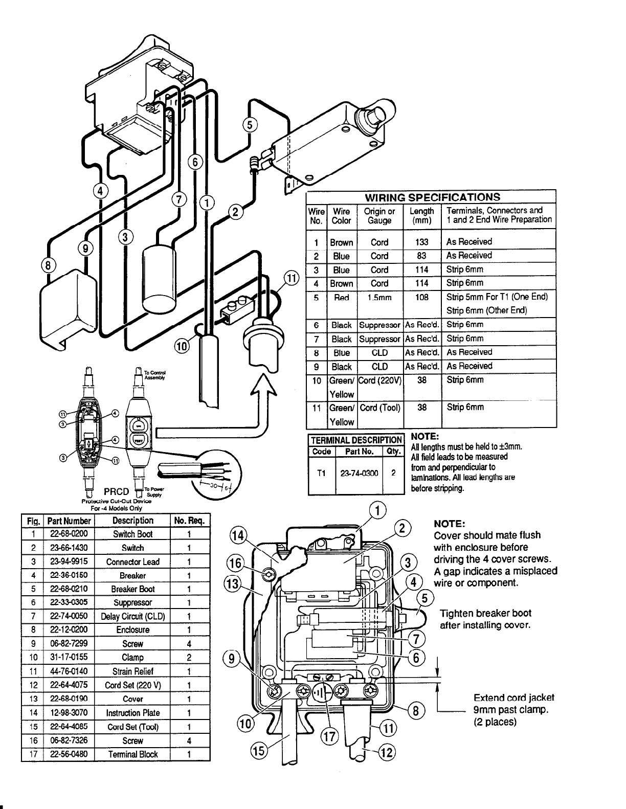 milwaukee drill switch wiring diagram