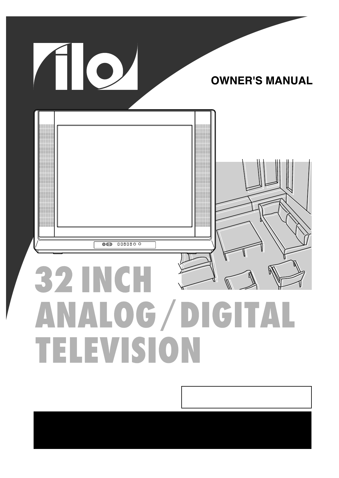 funai crt television iwt3206 user guide