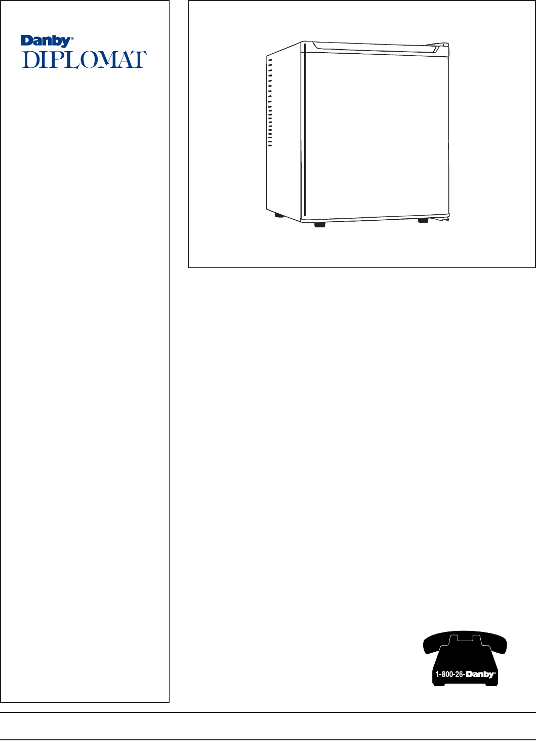 Danby refrigerator dar0488w user guide manualsonline owners manual cheapraybanclubmaster Images