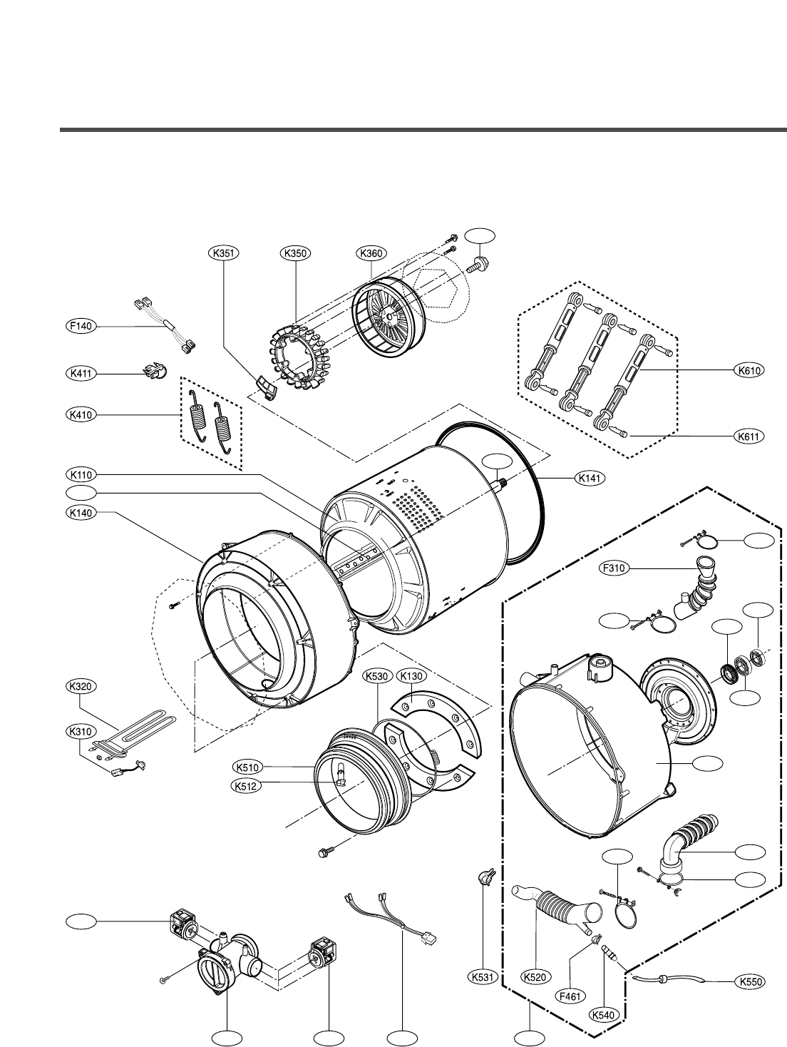 lg intello washing machine manual