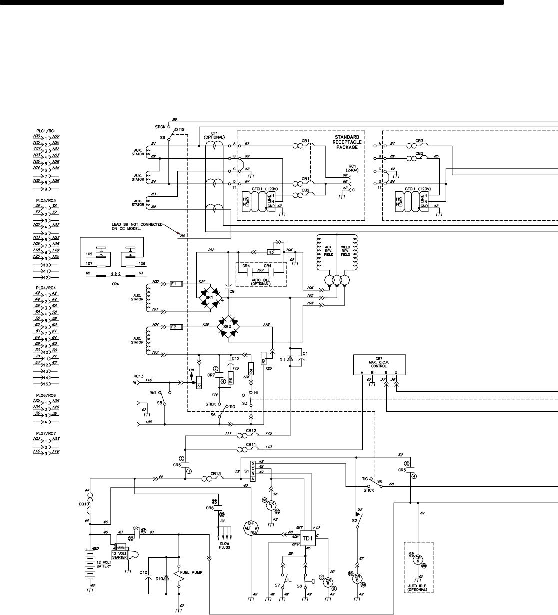 Page 56 of Miller Electric Welding System Big Blue 600 X User Guide |  ManualsOnline.comPower Tools Manuals - ManualsOnline.com
