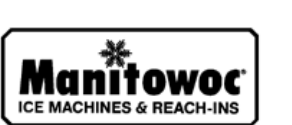 manitowoc ice machine service manual