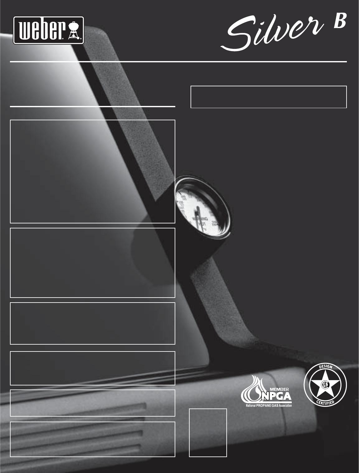 weber gas grill 55276 user guide. Black Bedroom Furniture Sets. Home Design Ideas