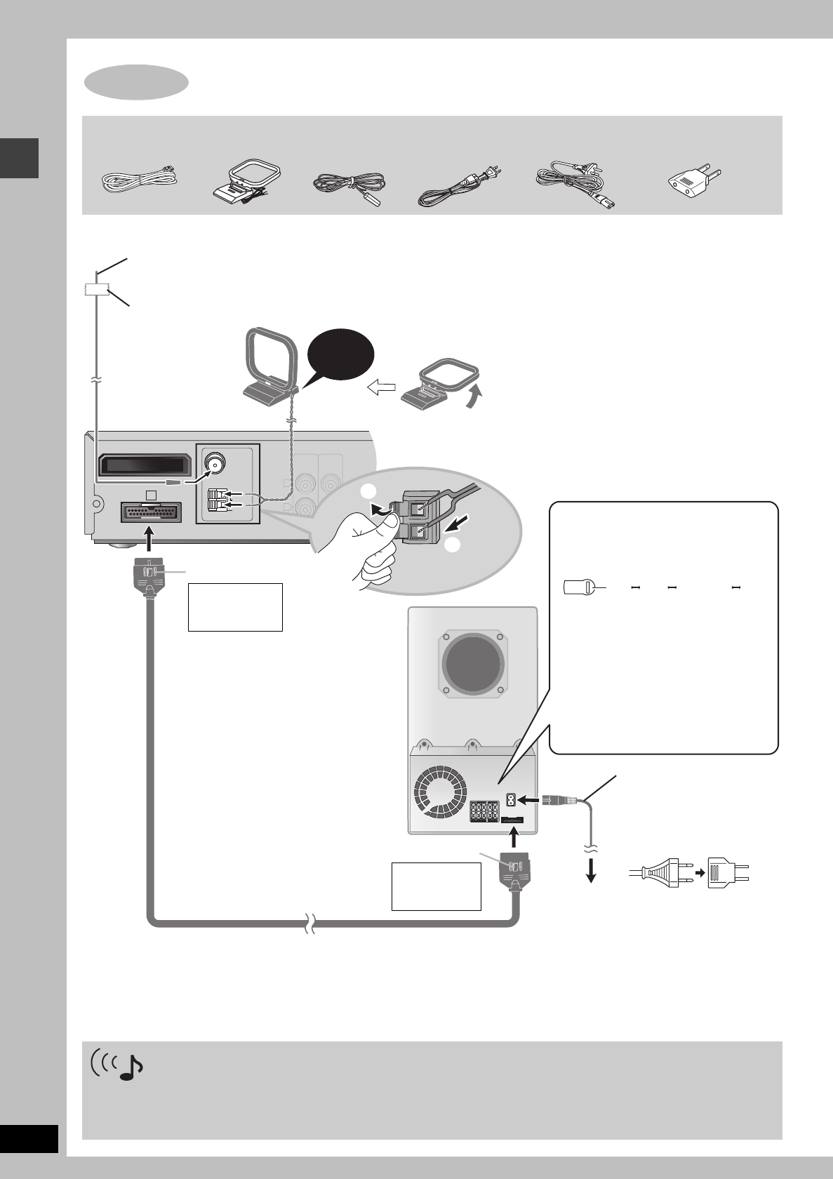 Page 12 Of Panasonic Home Theater System Sc