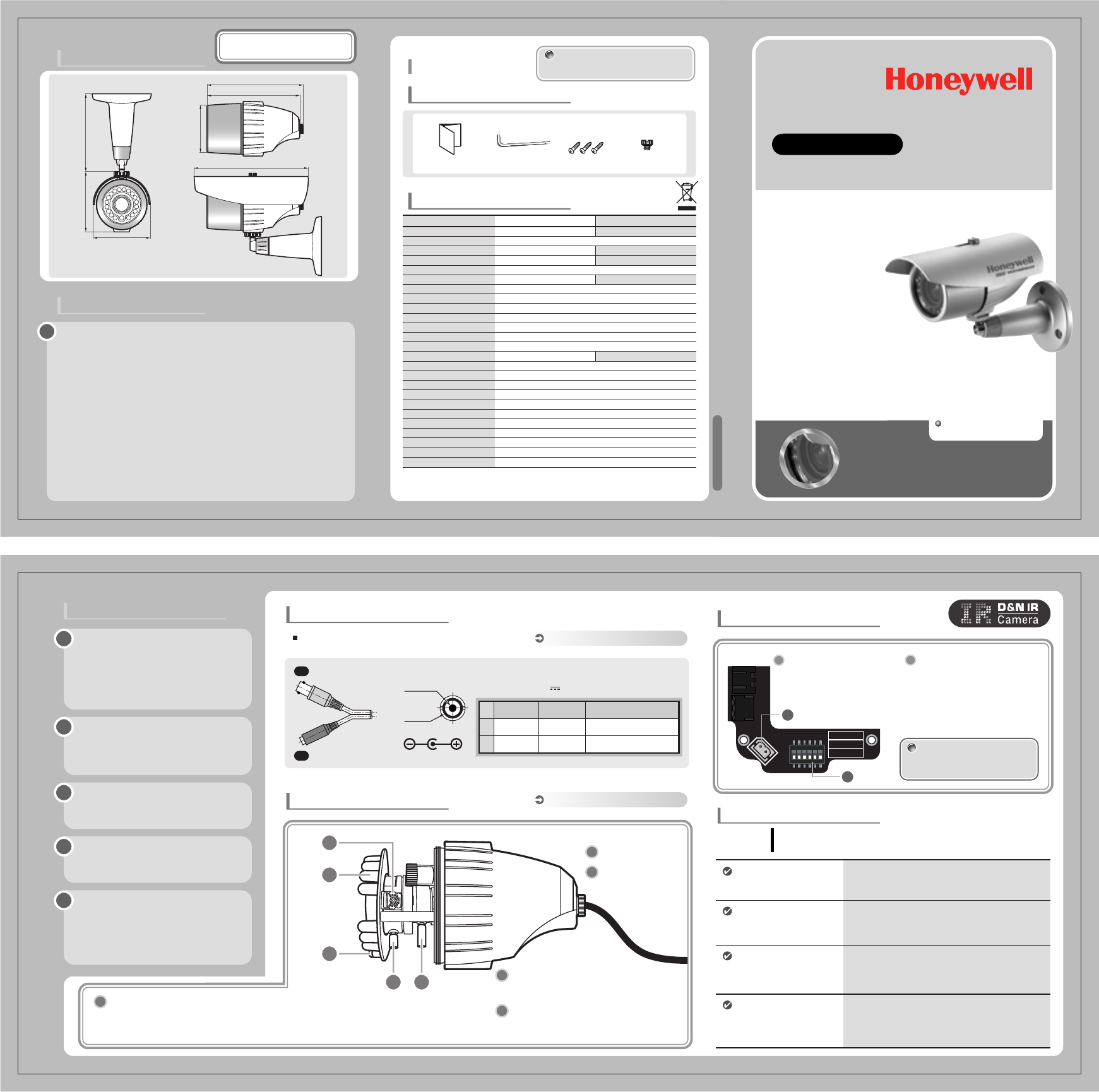 Honeywell Home Security System HB73 User Guide | ManualsOnline
