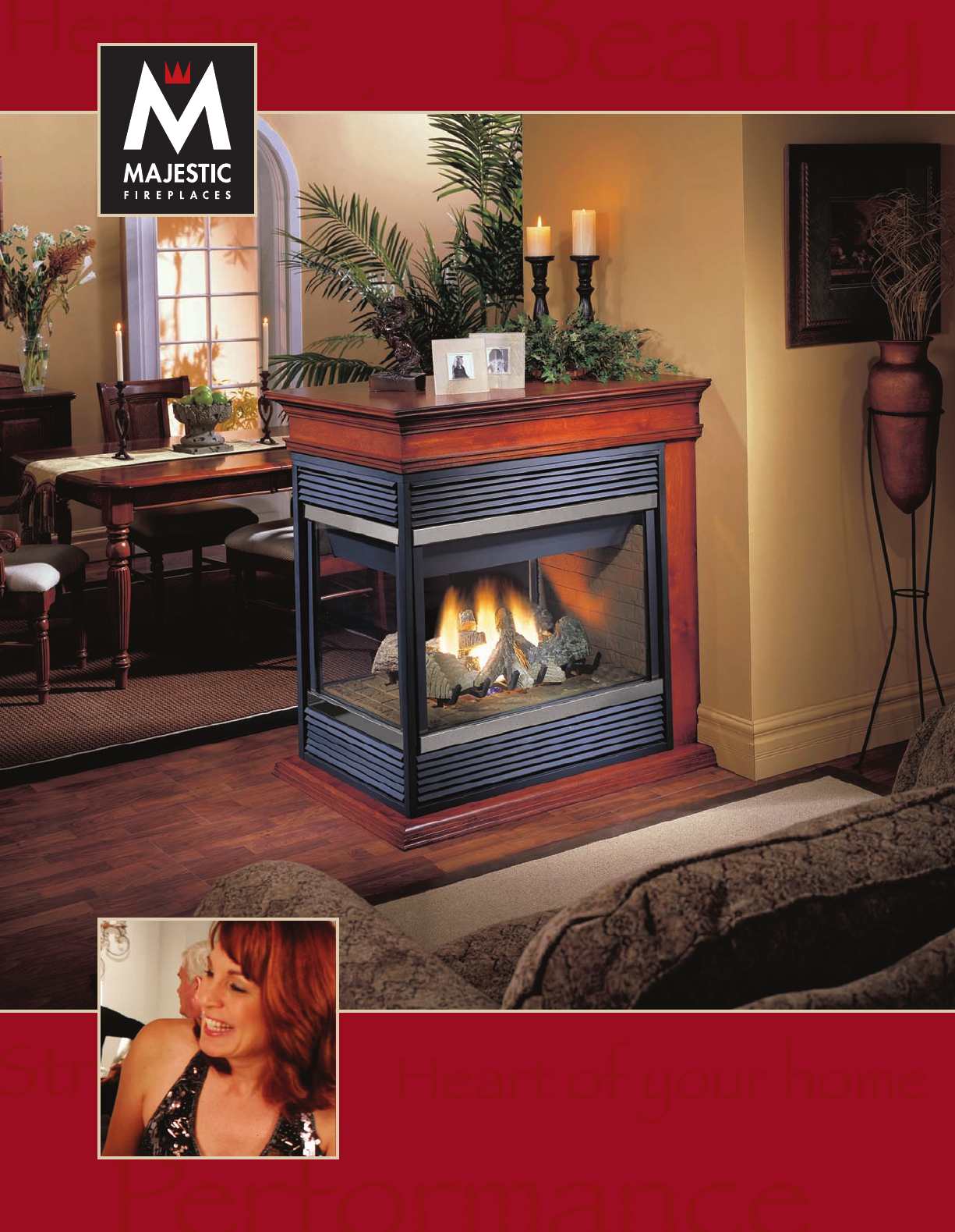majestic indoor fireplace 360dvs2 user guide manualsonline com