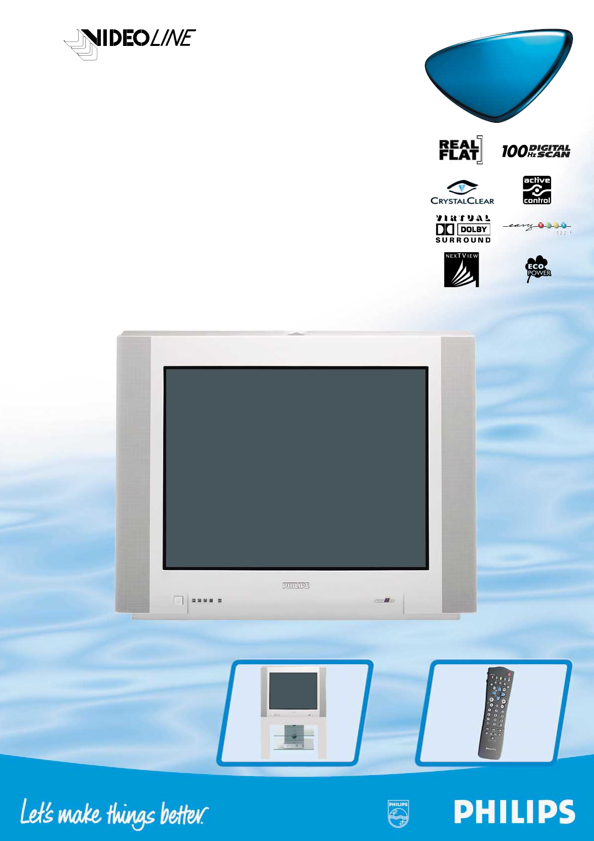 philips crt television 29pt 9007 user guide manualsonline com rh tv manualsonline com Philips DVD Player Manual Philips User Guides
